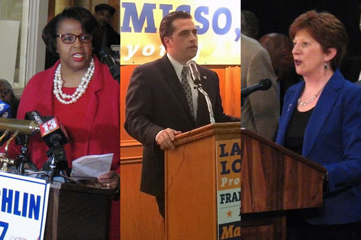 Albany mayoral 2017 Democratic candidates