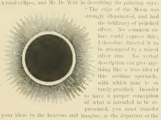 De Witt Ames eclipse engraving