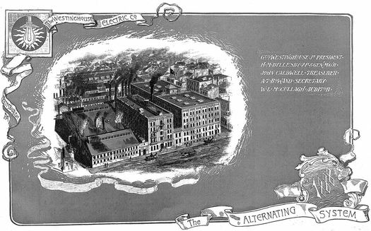 Westinghouse Electric Company 1888