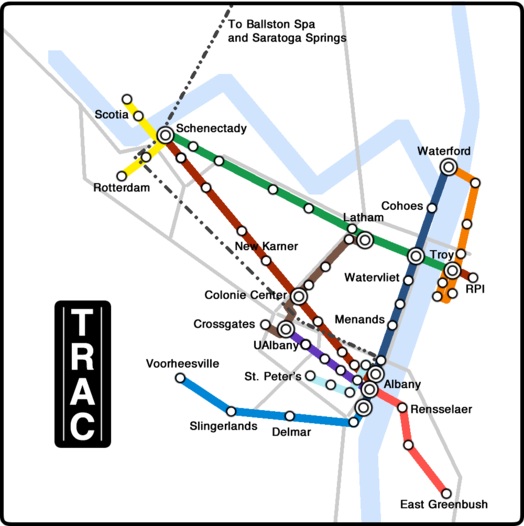 alternate history light rail diagrammatic map