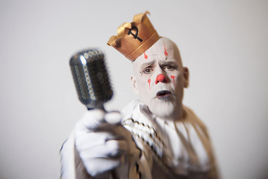 musician Puddles Pity Party
