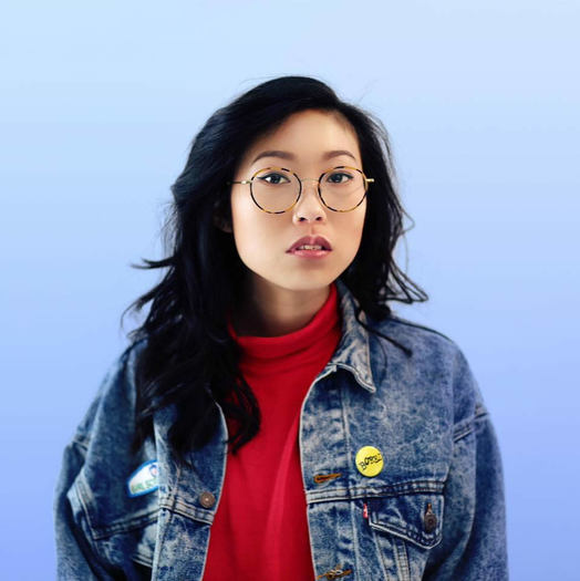 rapper comedian actress Awkwafina