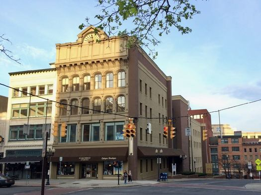 99 Pine Street Albany exterior 2016-April
