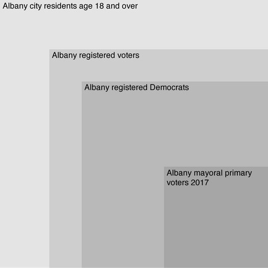 albany mayoral primary 2017 voter participation chart publish