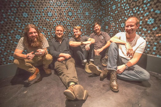 the band Greensky Bluegrass
