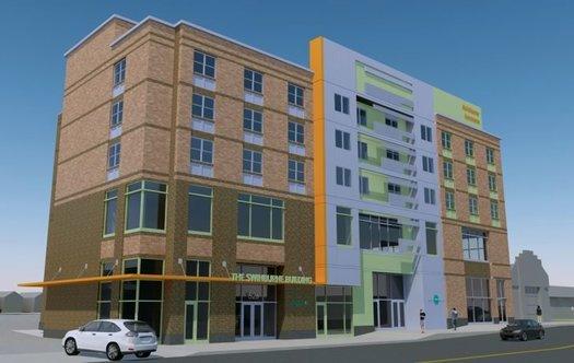 526 Central Ave Swinburne Building rendering 2017-October