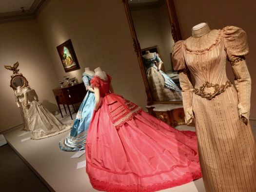 Albany Institute Well Dressed fashion exhibit
