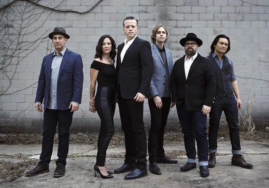 musician Jason Isbell and The 400 Unit