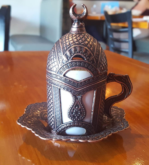 Kismet Turkish coffee pot