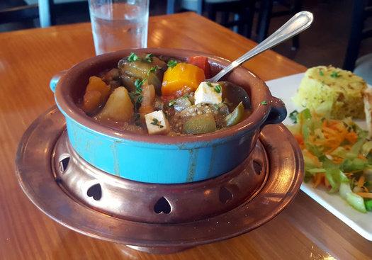 Kismet vegetable stew