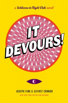 nightvale it devours cover