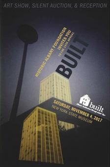 BUILT2017 poster