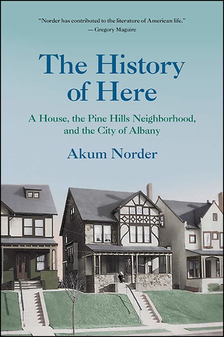 The History of Here Akum Norder cover