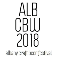 albany craft beer festival 2018 logo