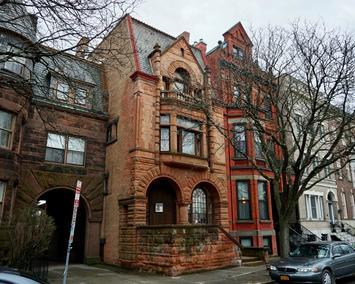 Glynn mansion Willett Street 1