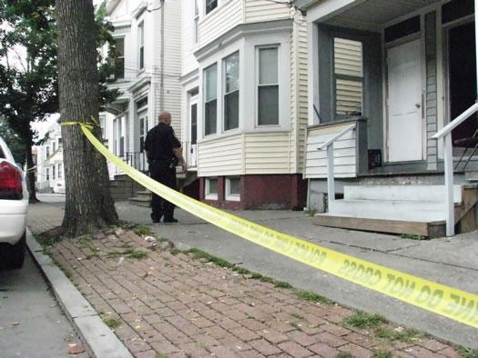 2nd Street murder