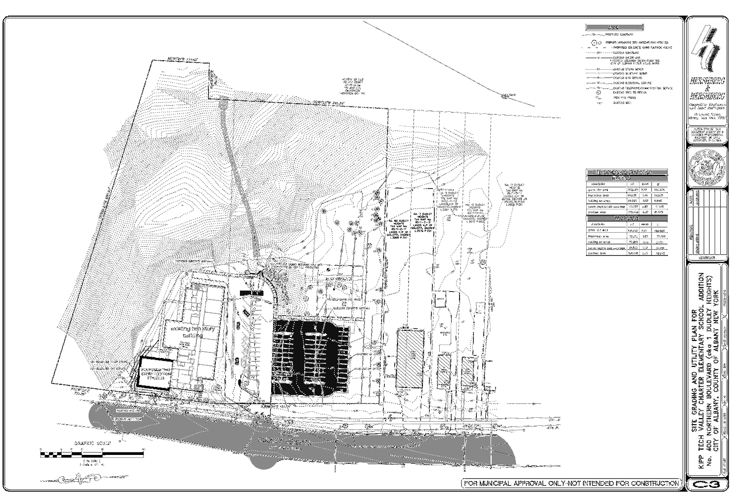 400 Northern Boulevard KIPP expansion site plan 2018-03-15