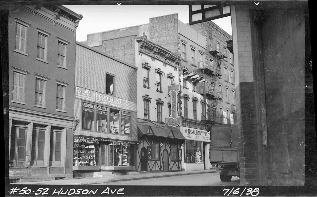 50-52 Hudson Ave Albany 1938