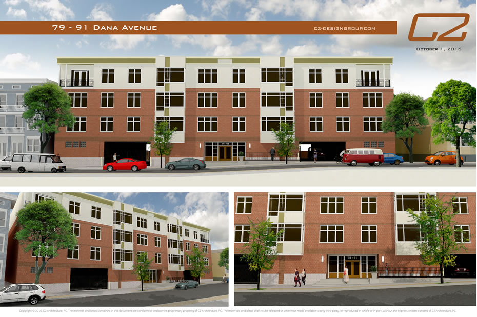79-91 Dana Ave Albany rendering 2016-November