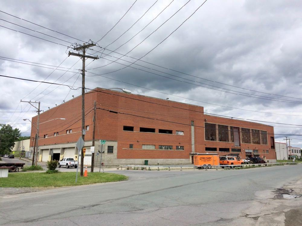 8 Erie Boulevard Albany old brewery building 2018-June