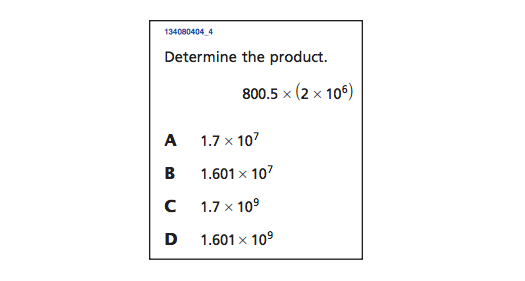 8th grade math problems with answers