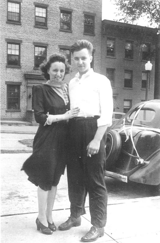 98Acres Leonard Emma and Jim ca 1942