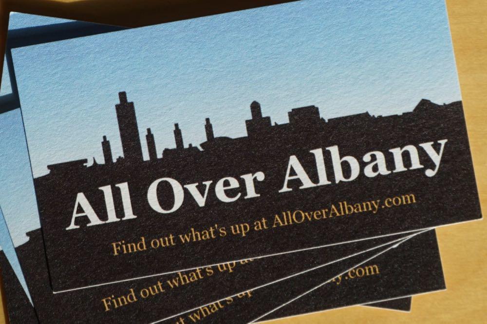 AOA cards closeup