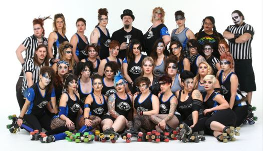 Albany All Stars Roller Derby 2016