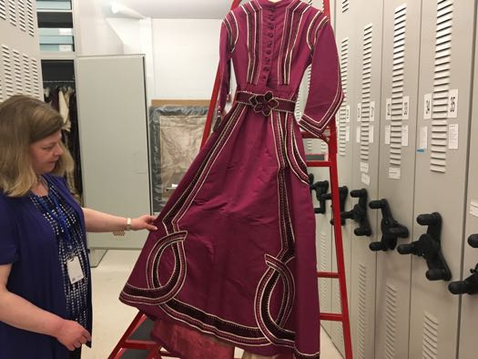 Albany Institute Closet 1867 red dress.jpg