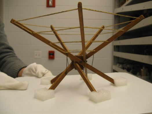 Albany Institute Patent model clothesline.jpg