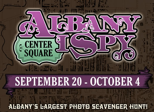 Albany I Spy Center Square