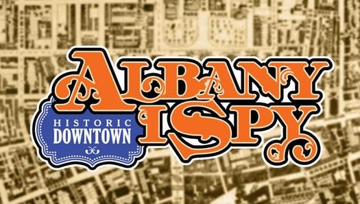 Albany I Spy logo 2017