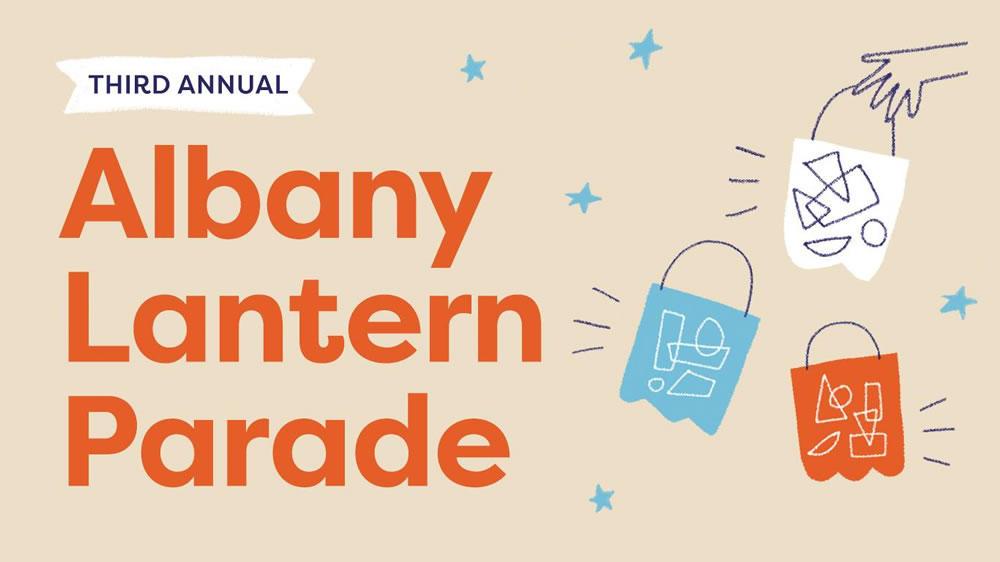 Albany Lantern Parade 2018 logo