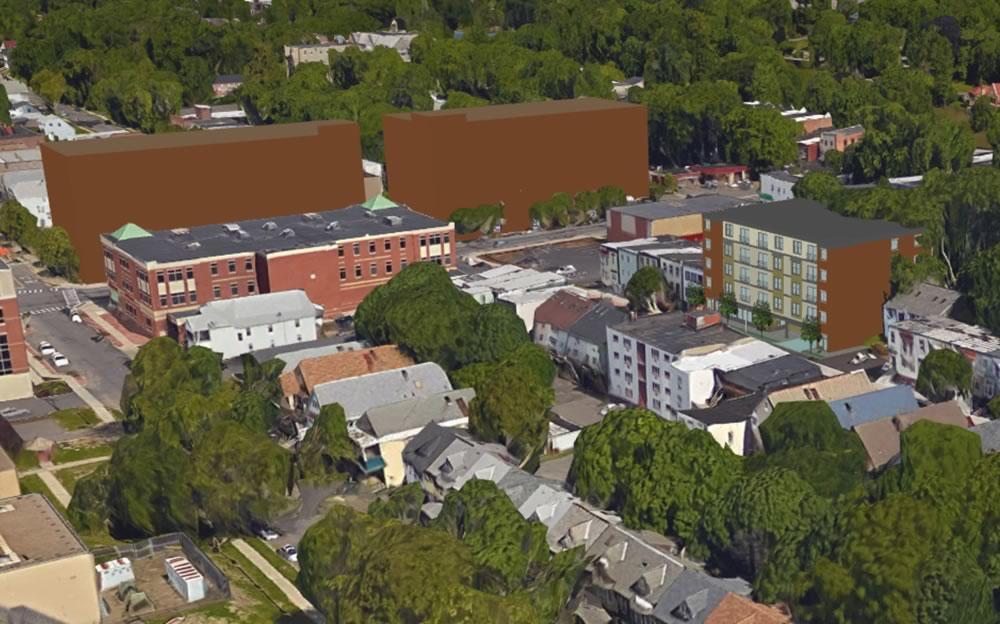 Albany Planning Board 2018-August 105 Morris Street rendering