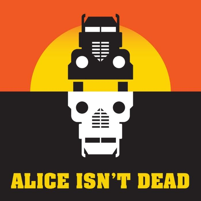 Alice Isnt Dead logo