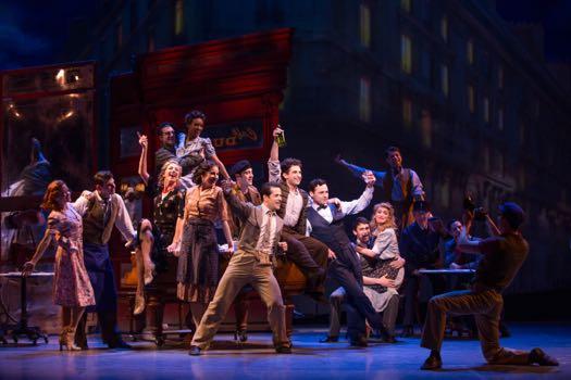 American in Paris original Broadway Cast