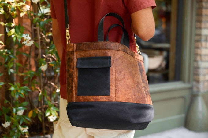Bolt Threads mylo bag kickstarter