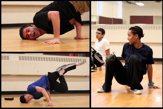 back to basics of breakdancing Our dance workshops are back in 2018 – where participants get active, learn some hip hop and breakdancing basics, and harness their own creativity.