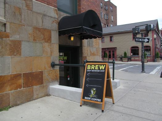 Brew Exterior