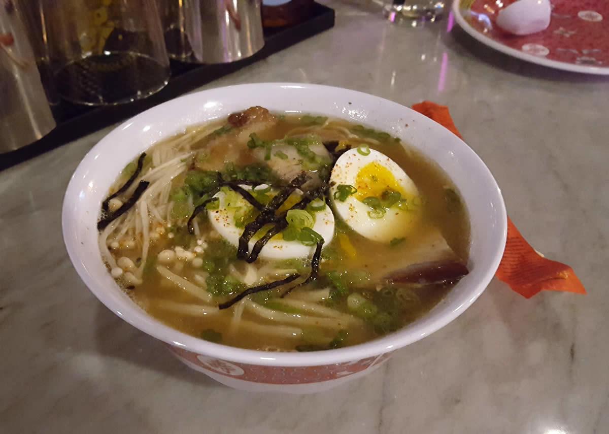 Buddha Noodle ramen