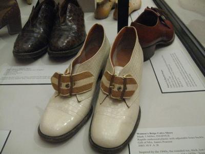 Calve shoe 1970's.JPG