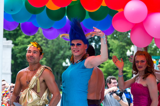 Capital Pride Drag Queens