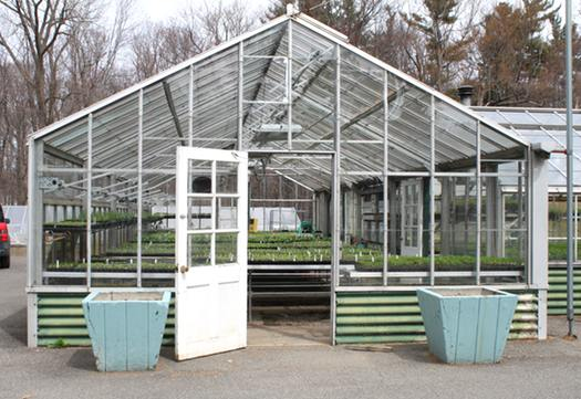 Horticulture Center Greenhouse