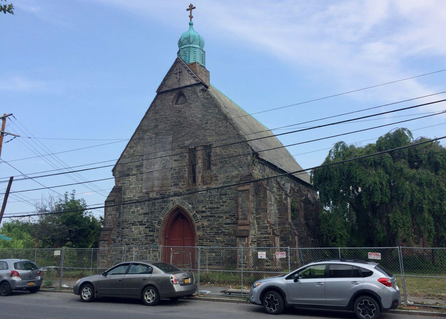 Church of the Holy Innocents Albany 2018-July