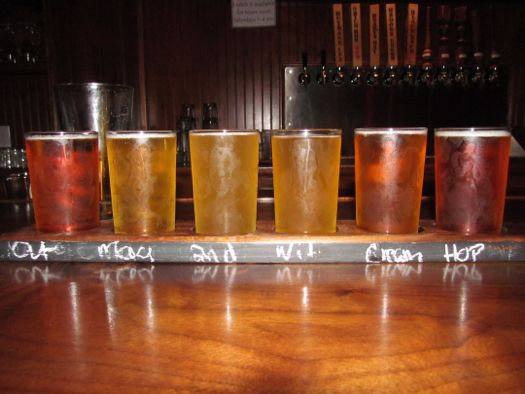 Crossroad beer flight.jpg