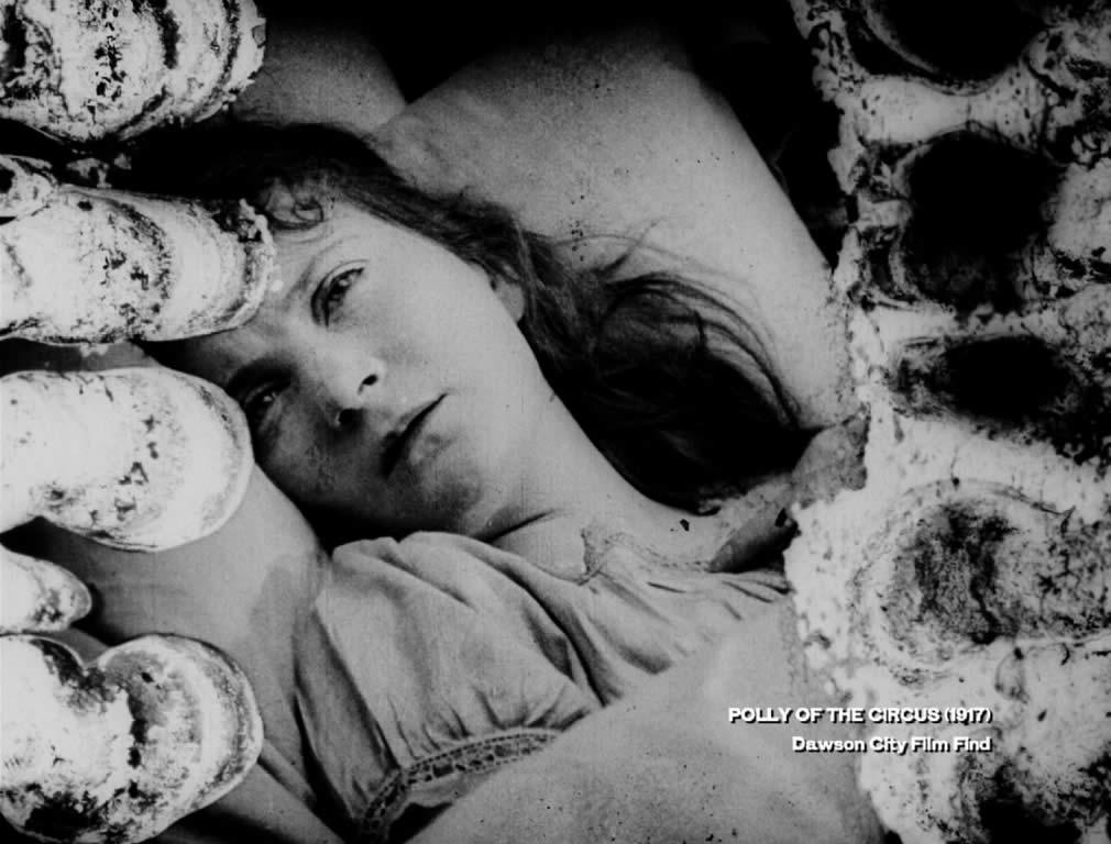 Dawson City Frozen In Time Mae Marsh in Polly of the Circus