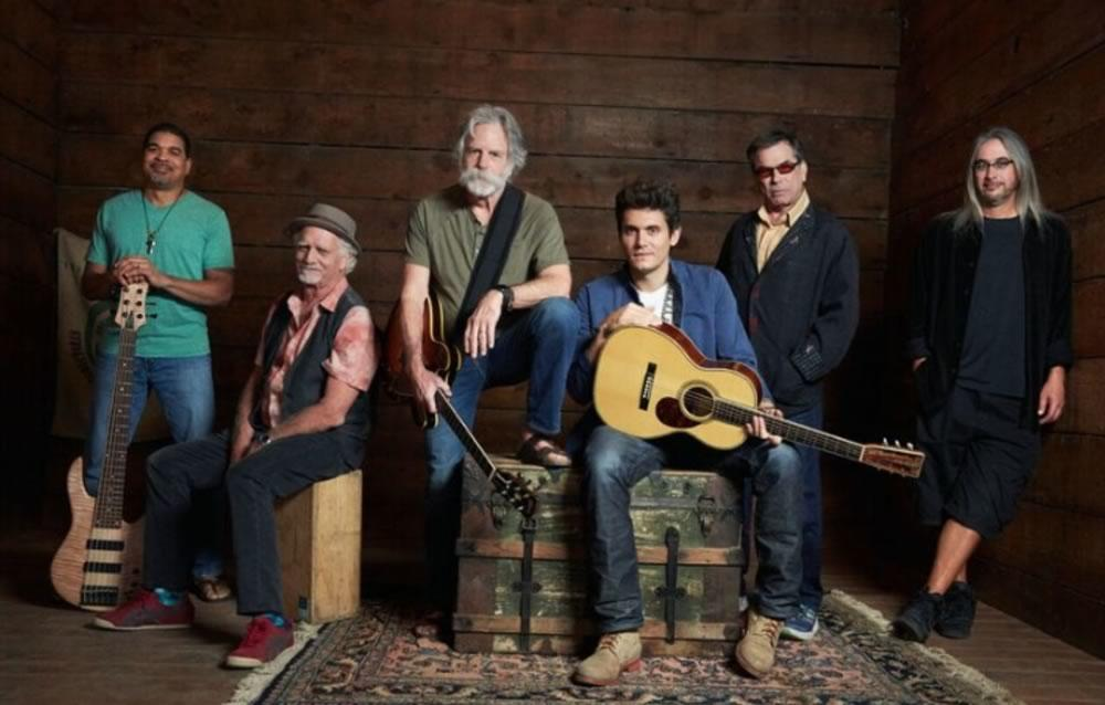 Dead and Company 2018 by Danny Clinch