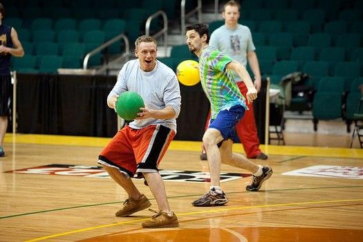 Dodgeball Rec Sports