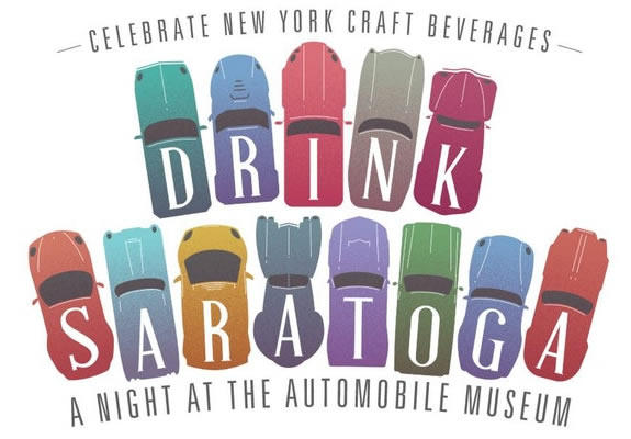 Drink Saratoga logo