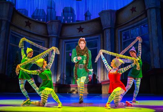 Elf stage show